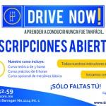 Flyer Drive Now Web